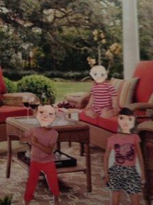 children porch photo