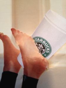 7:27 Starbucks