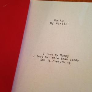 I don't even get haiku.